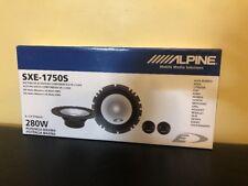 "Alpine 6.5"" 2-Way Component System 45W RMS"