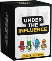 Fun Drinking Party Card Game For Adults (For Game Night)- Under The Influence