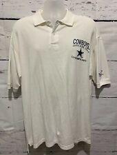 a2217201eb7 Vintage 90's Dallas Cowboys Super Bowl XXX Champions LOGO ATHLETIC Polo  Shirt M
