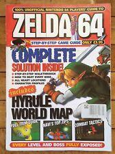 Zelda 64 Players Guide Paragon