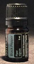 doTERRA Black Pepper Essential Oil 5ml - Antioxidants - Aids Digestion