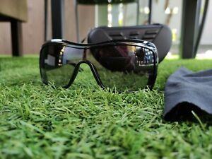 Emporio Armani Sonnenbrille Unisex Top Zustand Etui Inklusiv