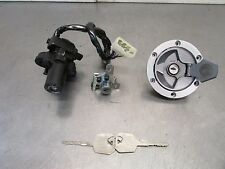 O KAWASAKI NINJA EX 300 2014  OEM  IGNITION SWITCH LOCK & GAS CAP & 2 KEYS
