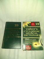 Tabers 19 Cyclopedic Medical Dictionary 19 Edition