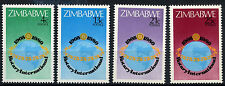 Zimbabwe 1980 SG#591-4 Rotary International MNH Set #D50874