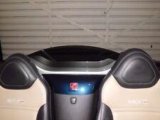 # TINTED !! Saturn Sky Pontiac Solstice Opel GT Convertible Top  WINDSCREEN V2