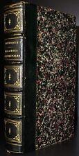 DE LARROQUE: De quelques maladies abdominales - maladies de poitrine  / 1831