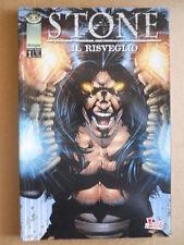 STONE Il Risveglio - Collana Avalon n°1 1999 Image Cult Comics  [G474]