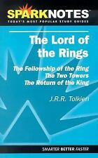 The Lord of the Rings (Spark Notes) by J. R. R. Tolkien