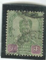 Malaya - Johore Stamps Scott #39 Used,VF  (X5753N)