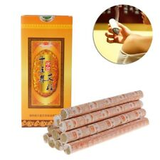 Fifteen Years Aging Moxa Roll Stick Chinese Moxibustion Acupuncture Therapy New