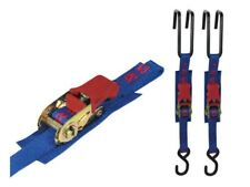 Aerofast Ratchet Tie Downs - Heavy Duty Transom 500kg