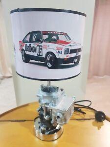 Genuine Carburettor Table Lamp  New Holden Torana Marlboro Peter Brock stromberg