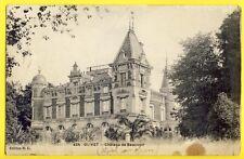 cpa 45 - OLIVET CHÂTEAU de BEAUVOIR HÔPITAL pour OFFICIERS en 1918 Écrite par...