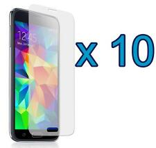 10 x Samsung Galaxy S5 S 5 Mini SM-G800 Crystal Clear Screen Protector Guard