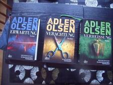 Jussi Adler Olsen Verachtung, Verheissung & Erwartung gebundene Ausgaben