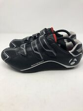 New Bontrager Solstice Men's Black Road Cycling Shoe - Size 45 / US 12- 435713