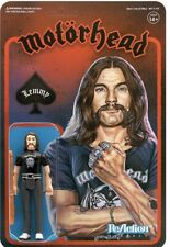 Super7 Motorhead ReAction Figure - LEMMY Action Figure Warpig