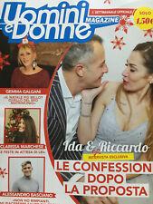 Uomini e Donne 2019 41.Ida Platano & Riccardo Guarnieri,Clarissa Marchese