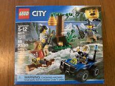 Lego City 60171 Mountain Fugitives 88pcs New Sealed 2018 Mountain Police Beehive