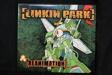 Linkin Park - Reanimation [New CD] Digipack Packaging (c237)