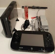 Nintendo Wii U  Console Bundle - Black