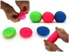 MOULDABLE STRESS Ball Squeeze Anti Stress Reliever Kids SENSORY Toy Gift Party
