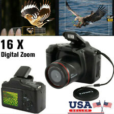 Digital Camera 3 Inch TFT LCD Screen HD 16MP 1080P 16X Zoom Anti-shake USA