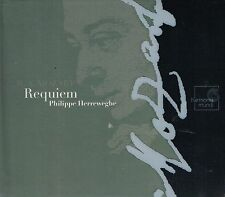 CD album: Mozart: requiem. Philppe Herrenweghe. harmonia mundi. C3