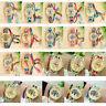 1PC Women Fancy Handmade Rope Weave Knitted  Elephant Heart Pattern Wrist Watch