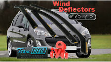 Peugeot 308  SW  2008 - 2013  ESTATE 5.doors Wind deflectors  4.pc  HEKO  26134
