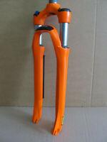 "Suntour NCX-D LO Lite Federgabel Lockout 63mm orange (T21) 28"" Trekking Cross"