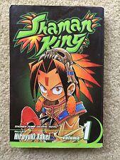 Shaman King #1 Volume 1 Shonen Jump Graphic Novel