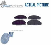 NEW BLUE PRINT FRONT BRAKE PADS SET BRAKING PADS GENUINE OE QUALITY ADT342107