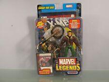 Marvel Legends Legendary Rider Series Logan Green Pants Toy Biz X-MEN Wolverine