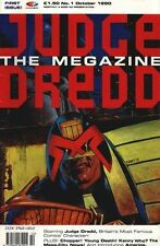 Modern Age (1980-Now) Crime & Thriller 2000AD Progs