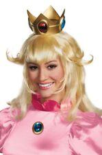 Mario Bros. - Princess Peach Adult Wig