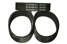 Kirby 301291 3 Pk Vacuum Belt to fit all Gen. Series  G3, G4, G5, G6, G7,