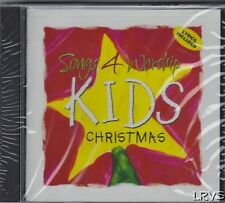 TIME LIFE SONGS 4 WORSHIP * KIDS CHRISTMAS* CD NEW IN WRAPPER