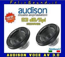 Audison Voce AV 3.0  Midrange  100watt NUOVA SERIE