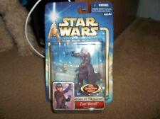 Star Wars Episode 2 Attack of the Clones Zam Wesell Bounty Hunter BRAND NEW MOC