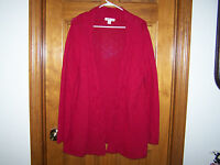 Coldwater Creek Sweater Red size 1x 16/18w