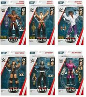 MATTEL WWE TOP 6 PICKS ELITE COLLECTION ACTION FIGURES SERIES #67 CHOICE OF 6