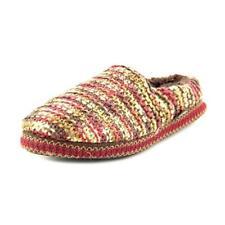 Pantofole da donna tessile