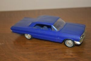 1963 Chevy Impala SS Dealer Promo Model Car