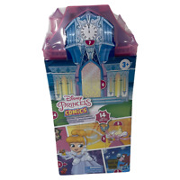 Disney Princess Comics Surprise Adventures Cinderella Castle 14 Pcs Figure