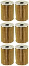 Set of 6 Porsche Mahle Filters Engine Oil Filters OX254D4ECO 94810722200