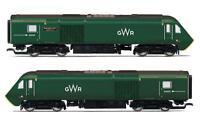 Hornby R3685 GWR Class 43 HST Train Pack Menigitis Trust 43041 43005 - Era 11