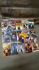 Huge lot 18 PSP UMD Brand New Movies Wild Things Hell Boy Hostel Zorro Vacancy