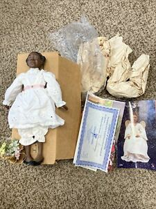 """Daddy's Long Legs """"Katy"""" DL32B 12"""" Member Only Doll - Signed New In Box"""
